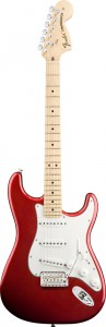 American Special Stratocaster Cany Apple Red