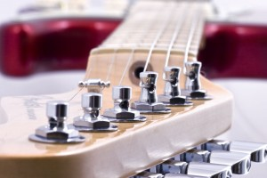 Fender Staggered Locking Tuning Machines