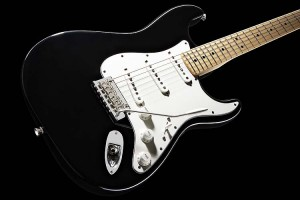 Fender Stratocaster 2-point floating tremolo
