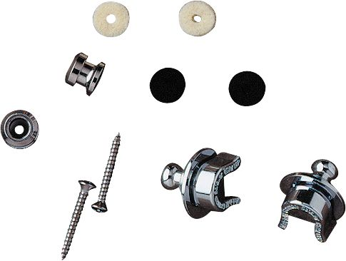 Fender Strap Locks and Buttons